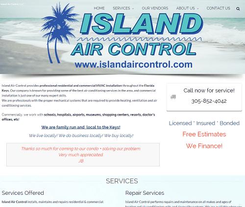 Island Air Control